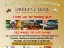 """4-27-17 Mixer """"Carnaval in Glendale"""" @ Gauchos Village"""